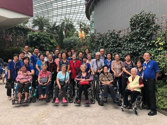 Cantonese Outing to Gardens by the Bay