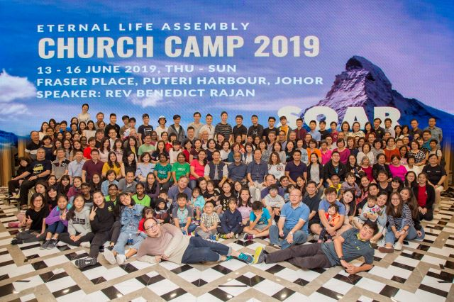 EL Church Camp 2019